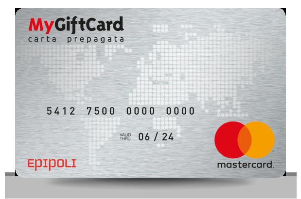 carta prepagata Mastercard Epipoli