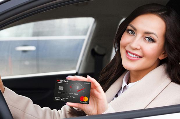 carta carburante digitale MyGiftcard