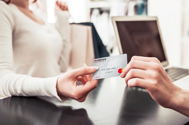 omaggi ai dipendenti carta mastercard prepagata