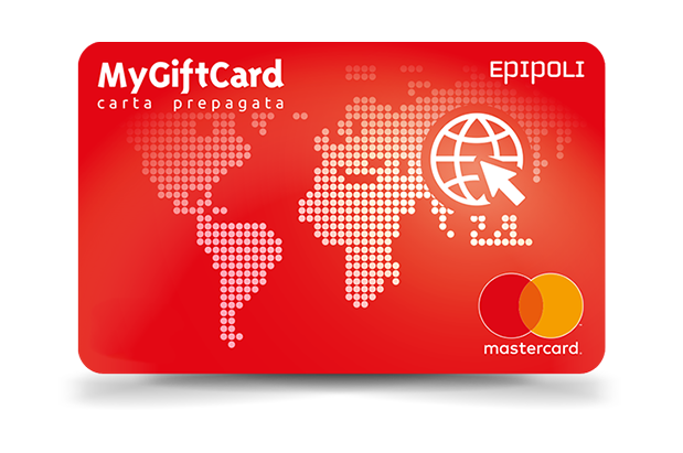 Carta prepagata Mastercard digitale