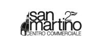 San Martino 2 centro commerciale logo
