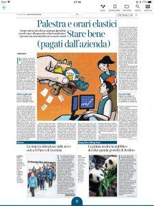 Epipoli sul Corriere della Sera