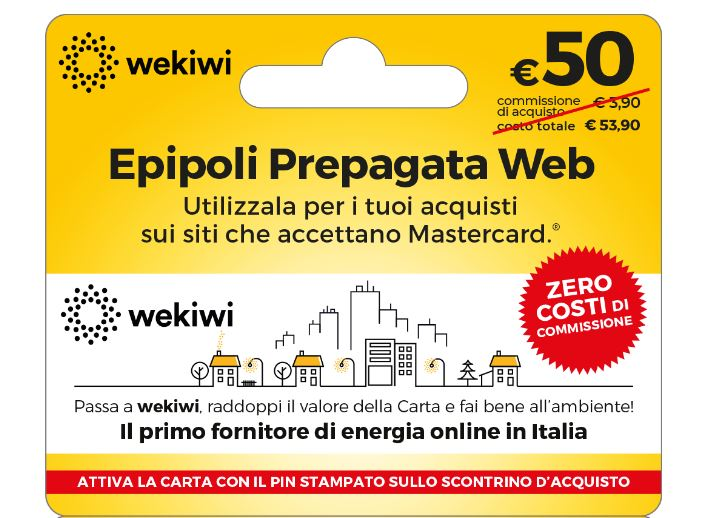 epipoli prepagata wekiwi