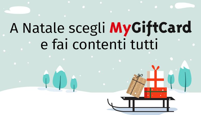 Regali di Natale a distanza Gift Card idee virt