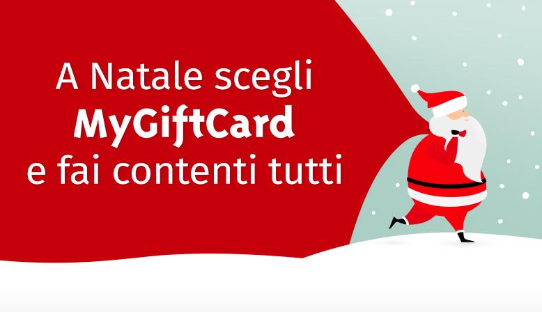 Regali di Natale Online 2020 MyGiftCard